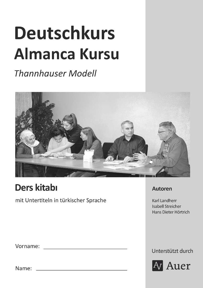 Almanca Kursu - Deutschkurs mit türkischen Untertiteln | Aktuelles ...